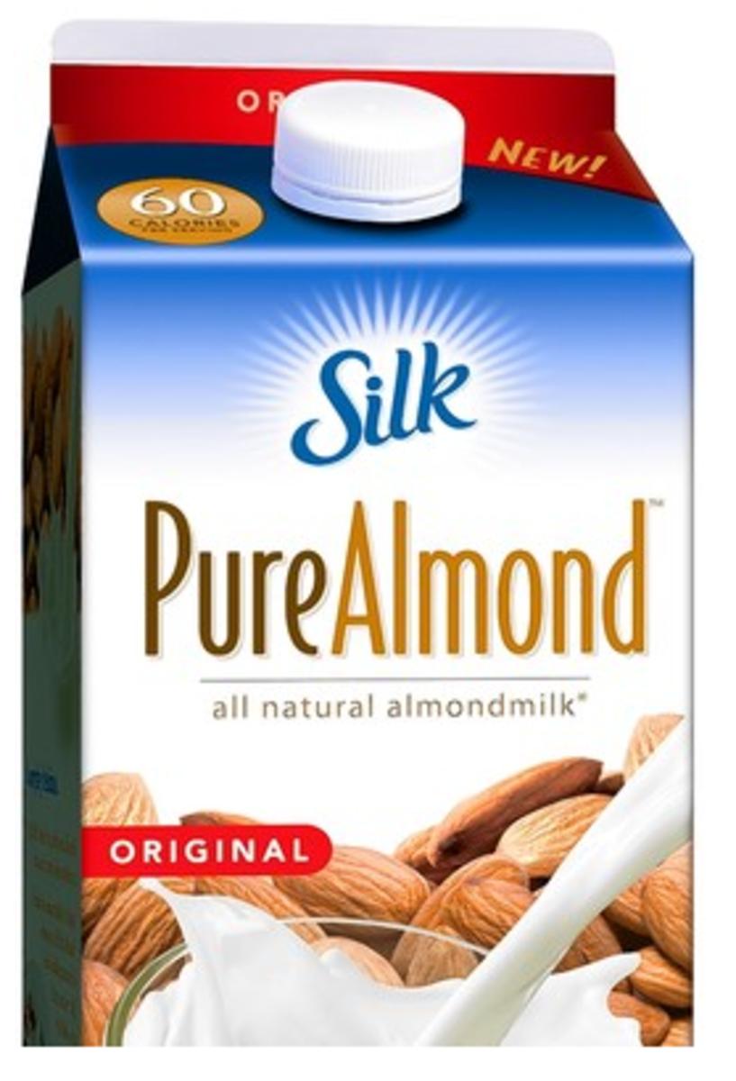 Silk Almond Milk Dairy Allergy
