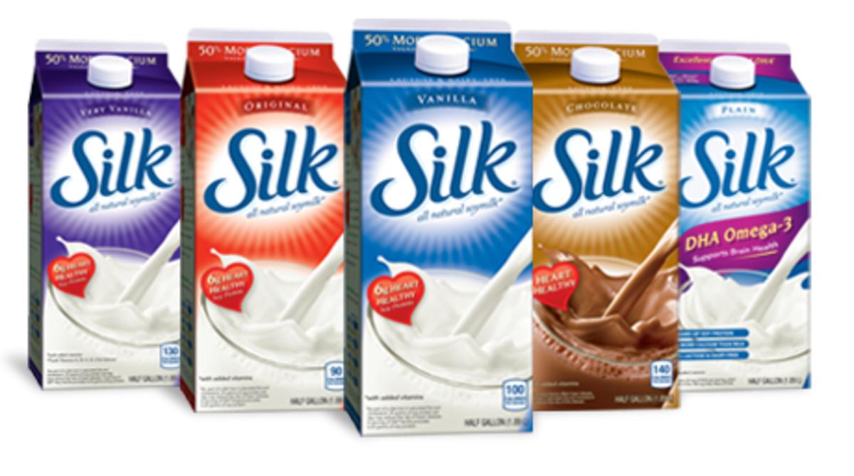Soy Milk Dairy Allergy