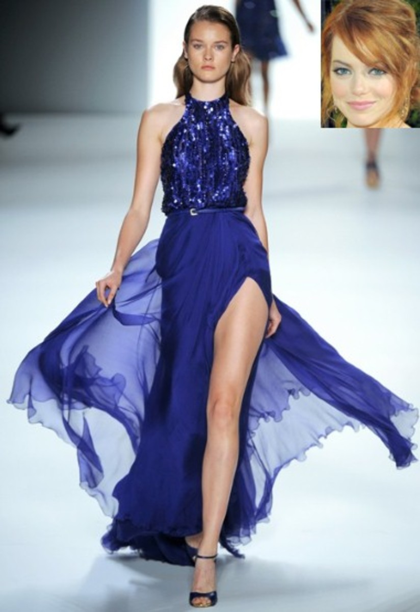 Elie-Saab-blue-dress