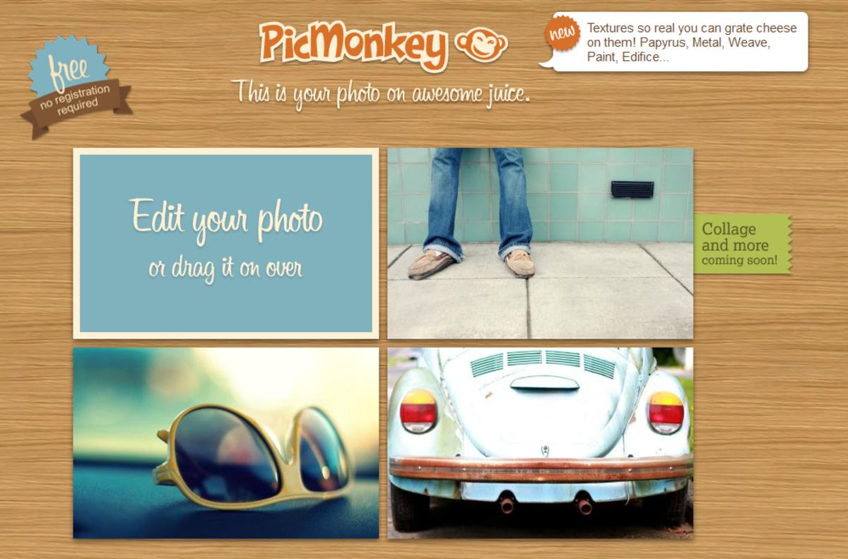 Free Photo Editing Tool - PicMonkey - Today's Mama