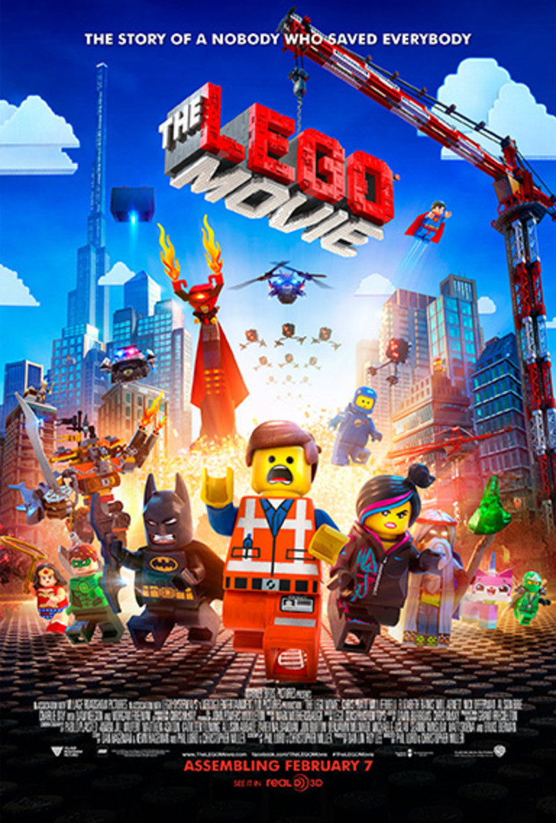 Giveawa - The LEGO Movie