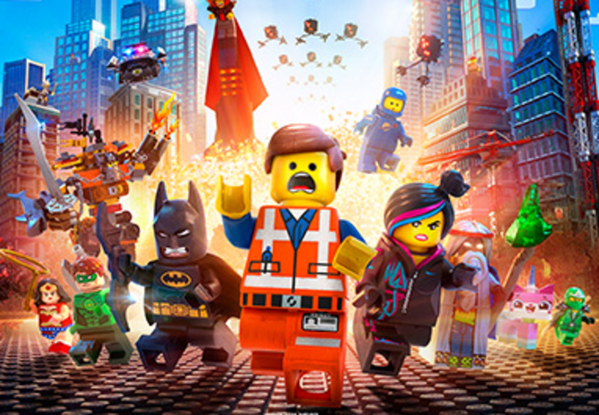 The Lego Movie Giveaway on TodaysMama.com