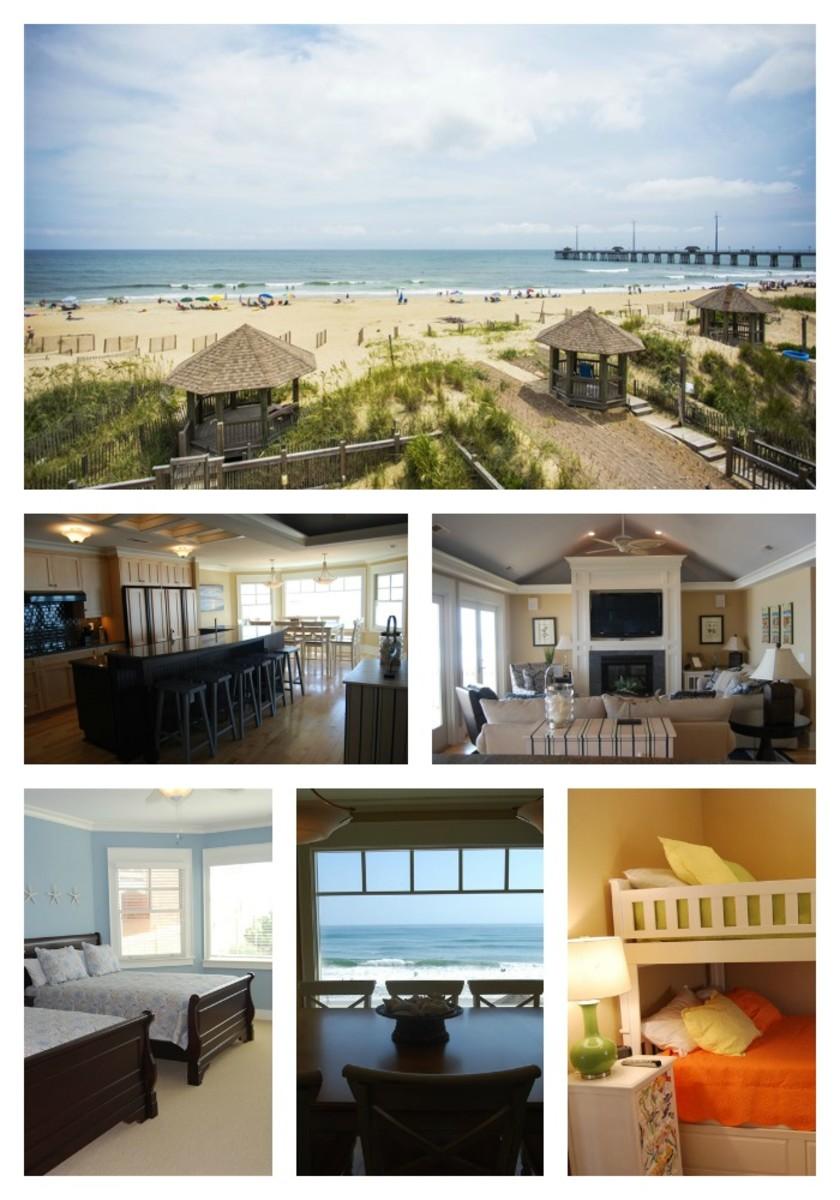 Outer Banks Summer Oasis Rental from Carolina Designs