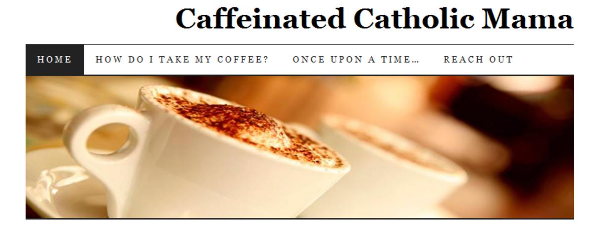 caffeinated catholic mama