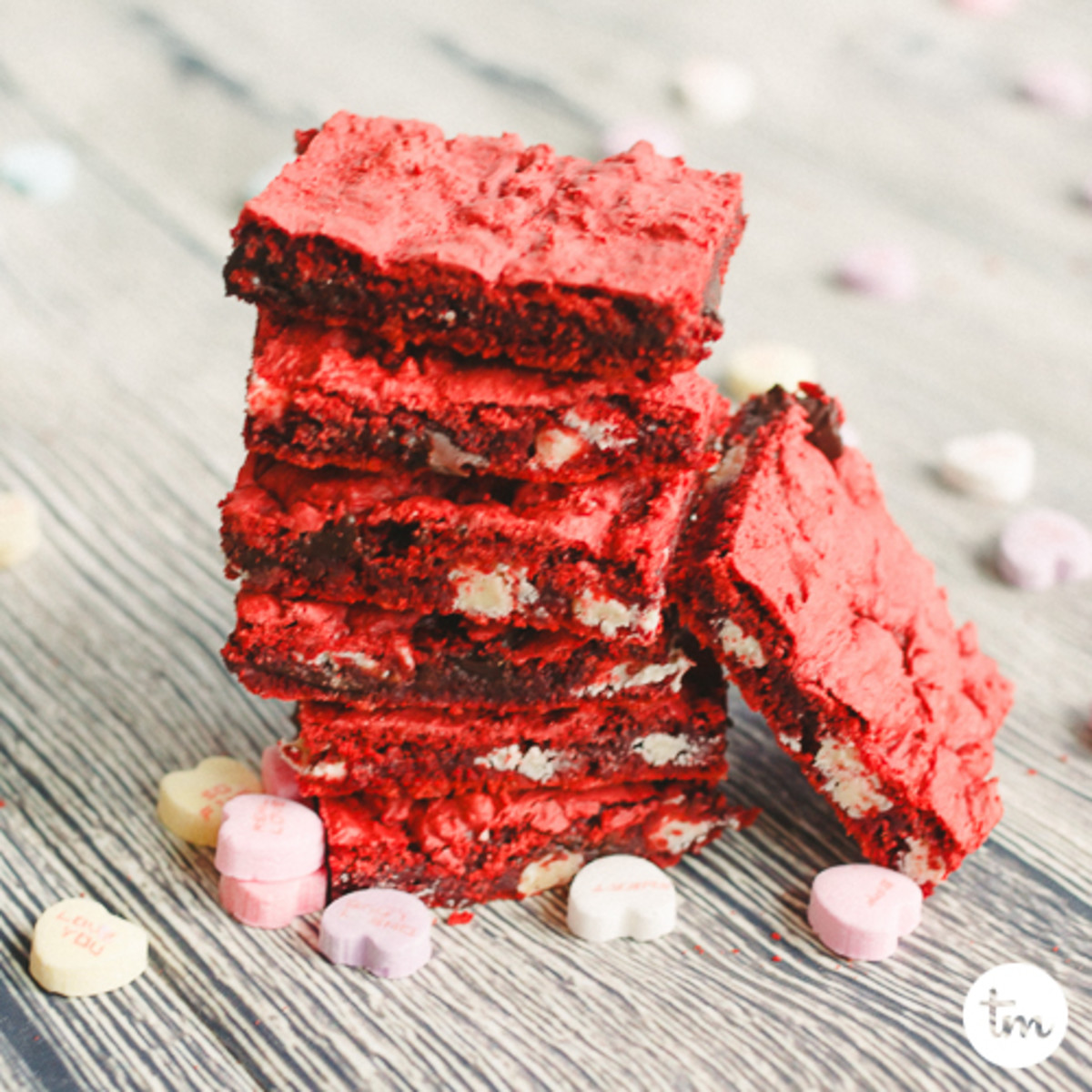 easy red velvet cake mix cookies