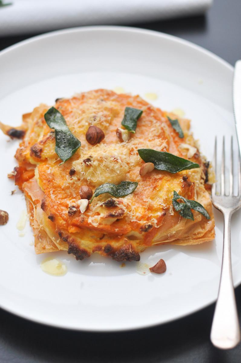 TodaysMama.com - 7 Pumpkin Dinner Recipes for Families