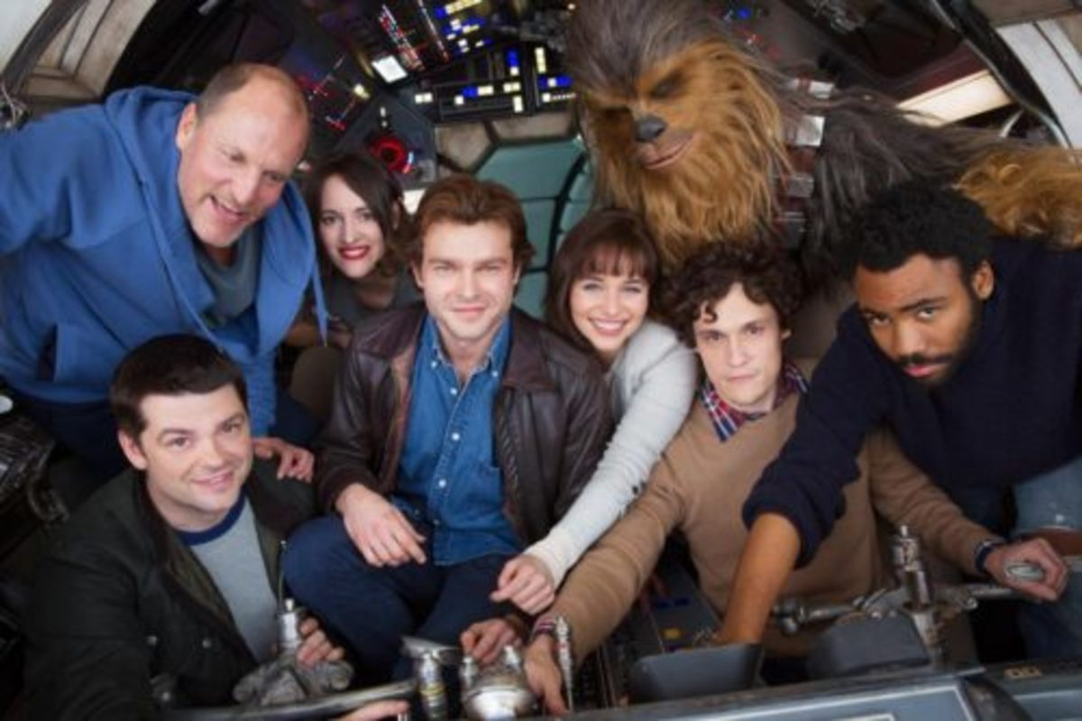 Meet The New Han Solo