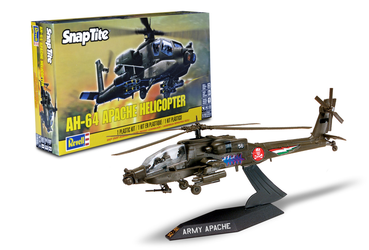 85_1183 ah-64 apache helicopter