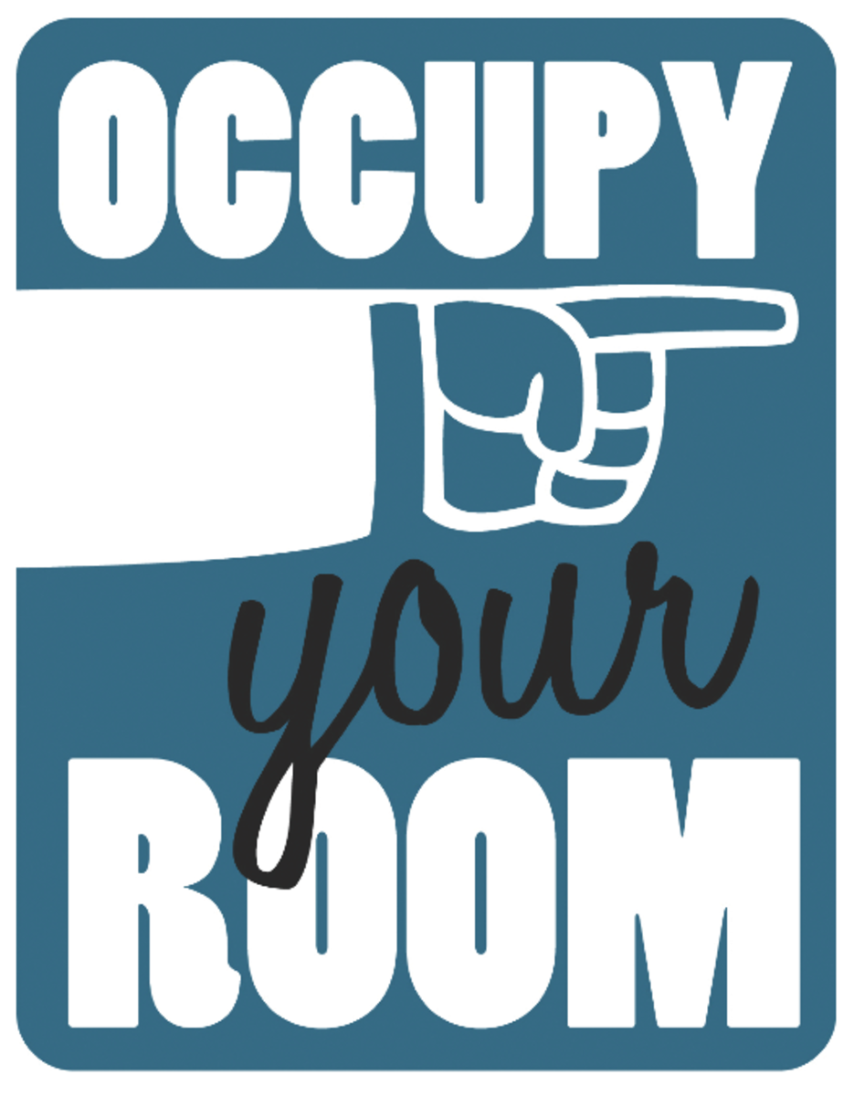 Occupy Movement for Kids - Occupy Your Room