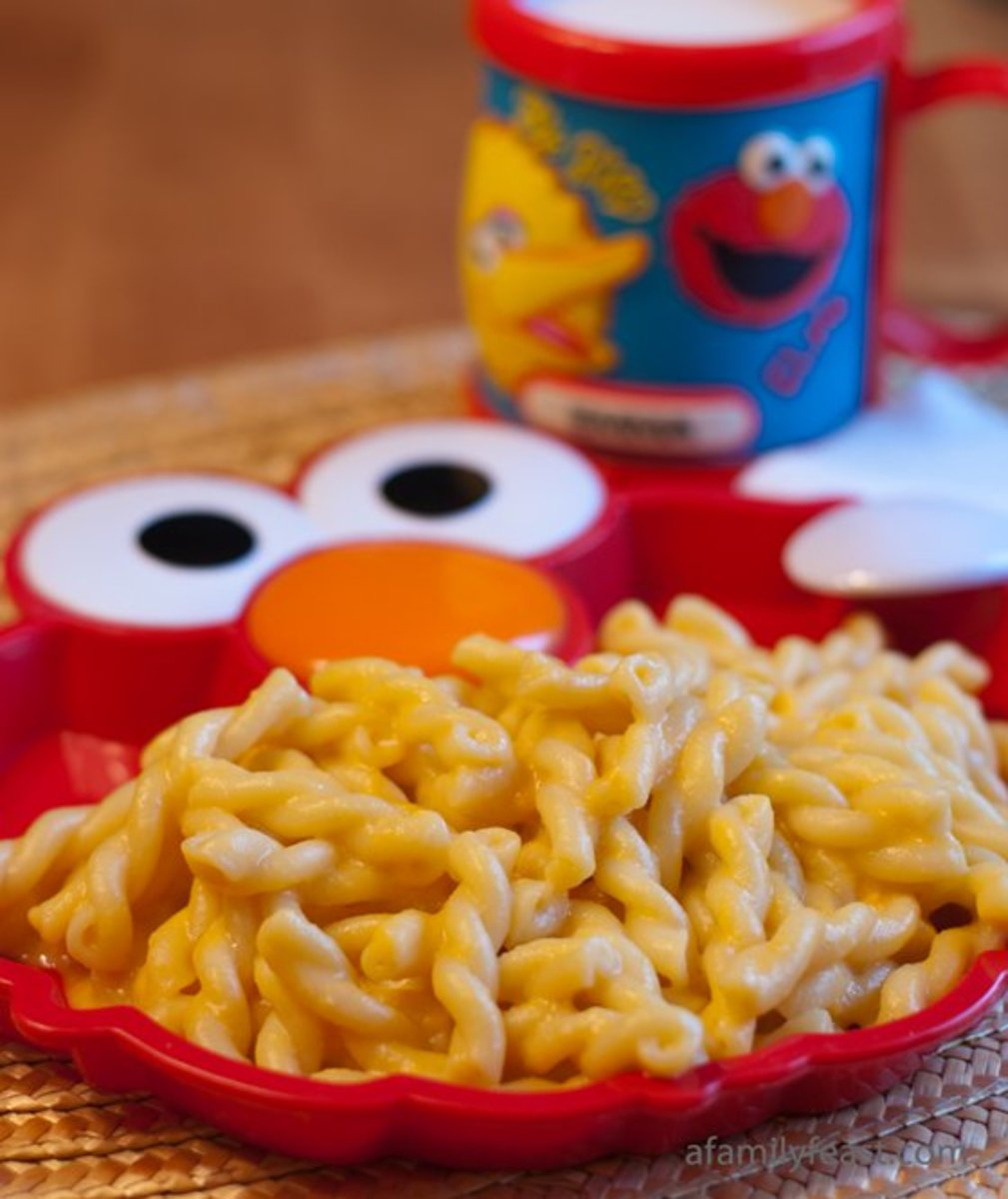 Copycat Blue Box Macaroni and Cheese   A Family Feast