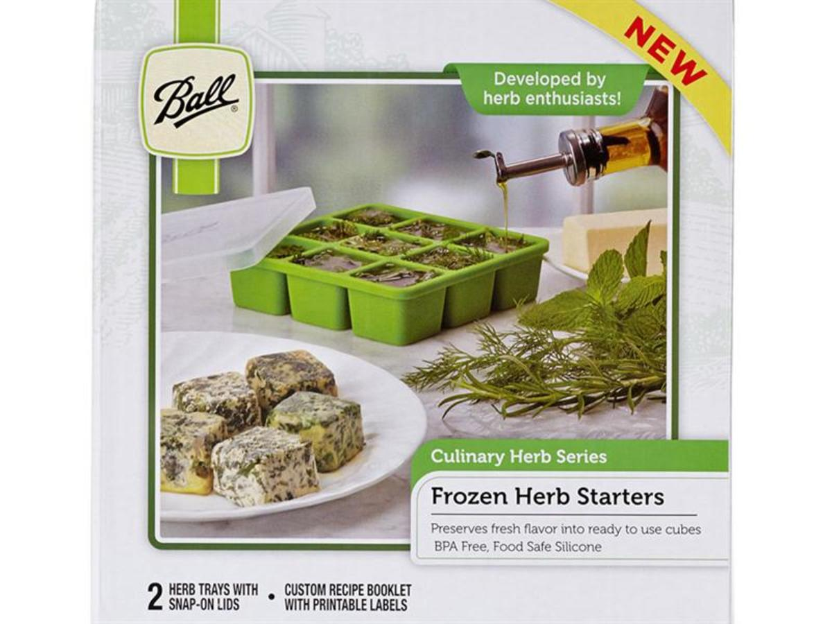 Frozen Herb Starters by Ball - TodaysMama.com