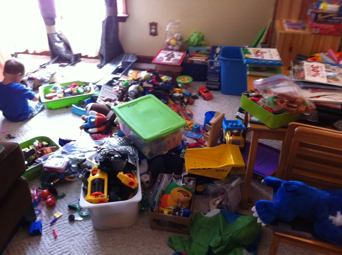 toys-messy