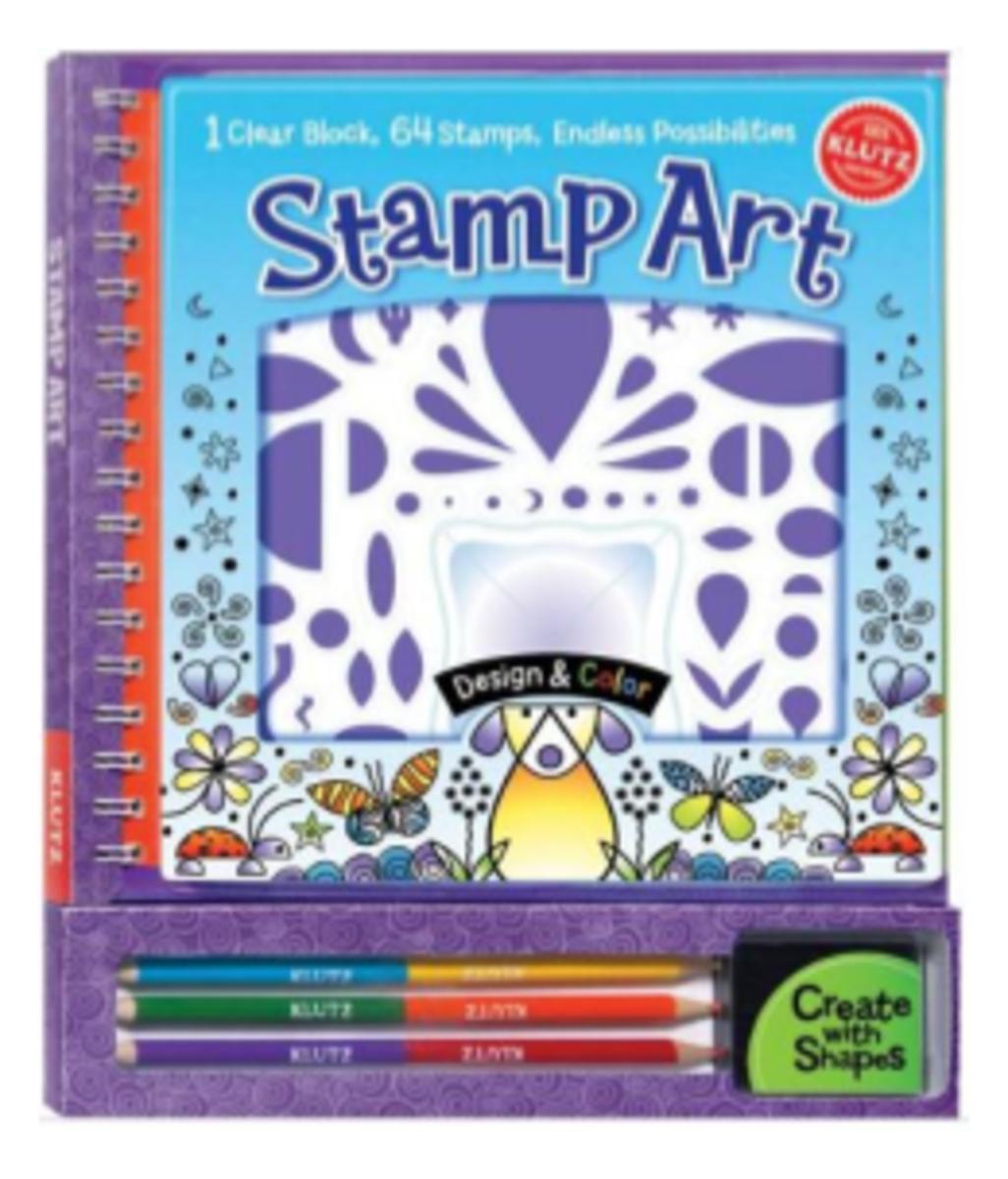 Stamp Art Set
