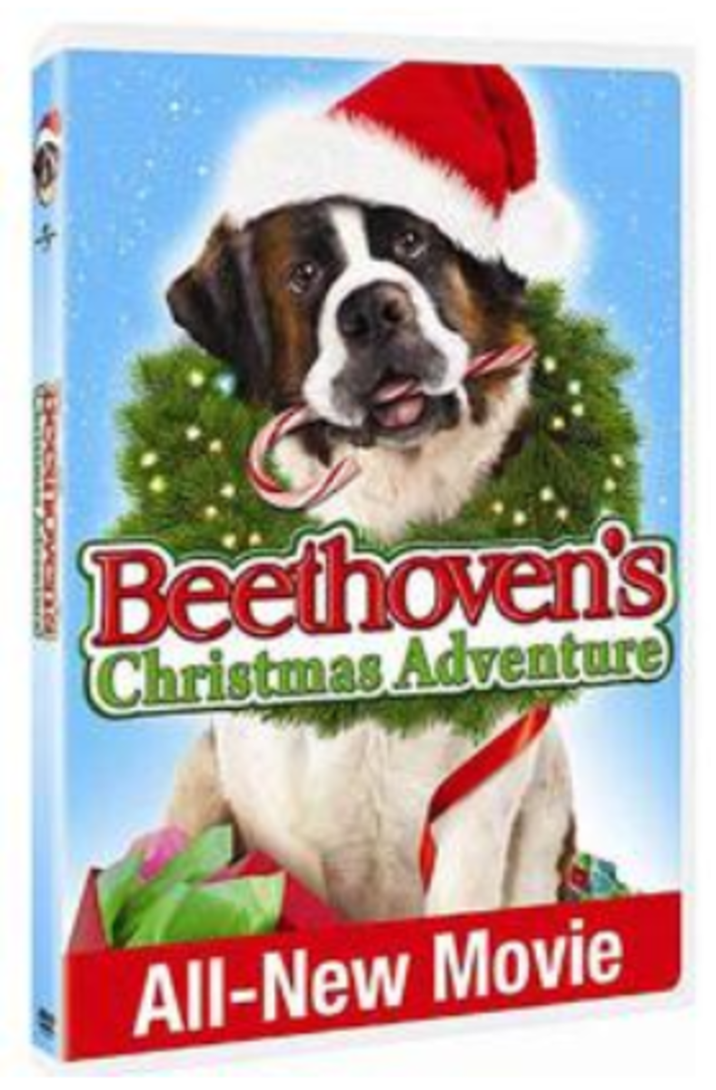 Beethoven Christmas Movie