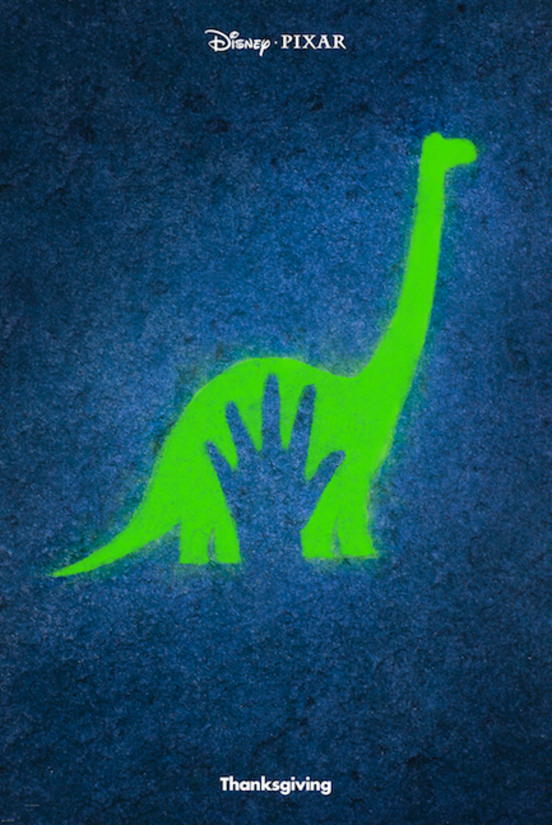 Disney-Pixar's The Good Dinosaur coming Thanksgiving 2015