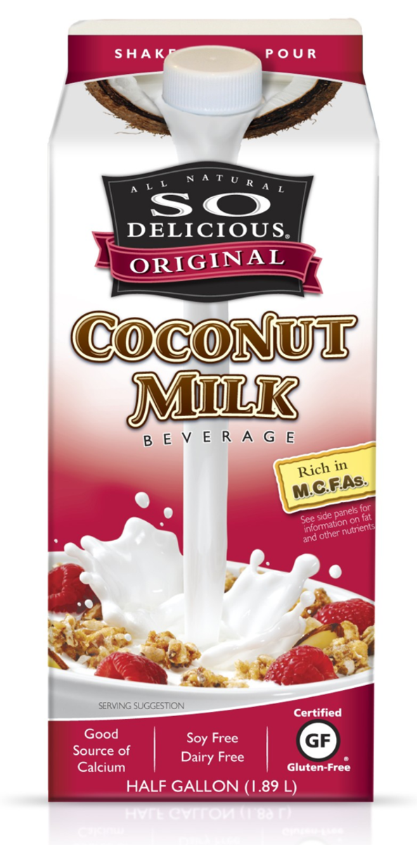 Original Flavor So Delicous Coconut Milk