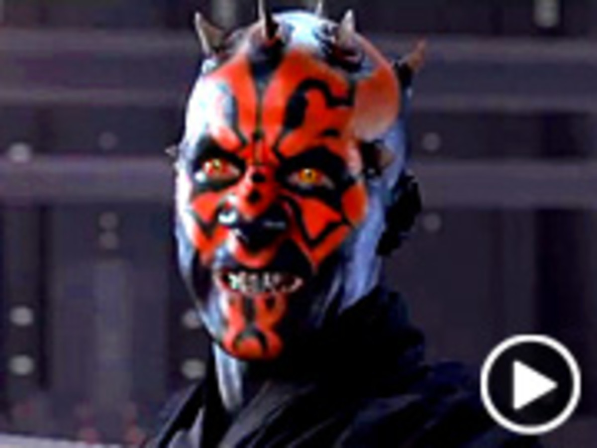 Darth Maul Phantom Menace