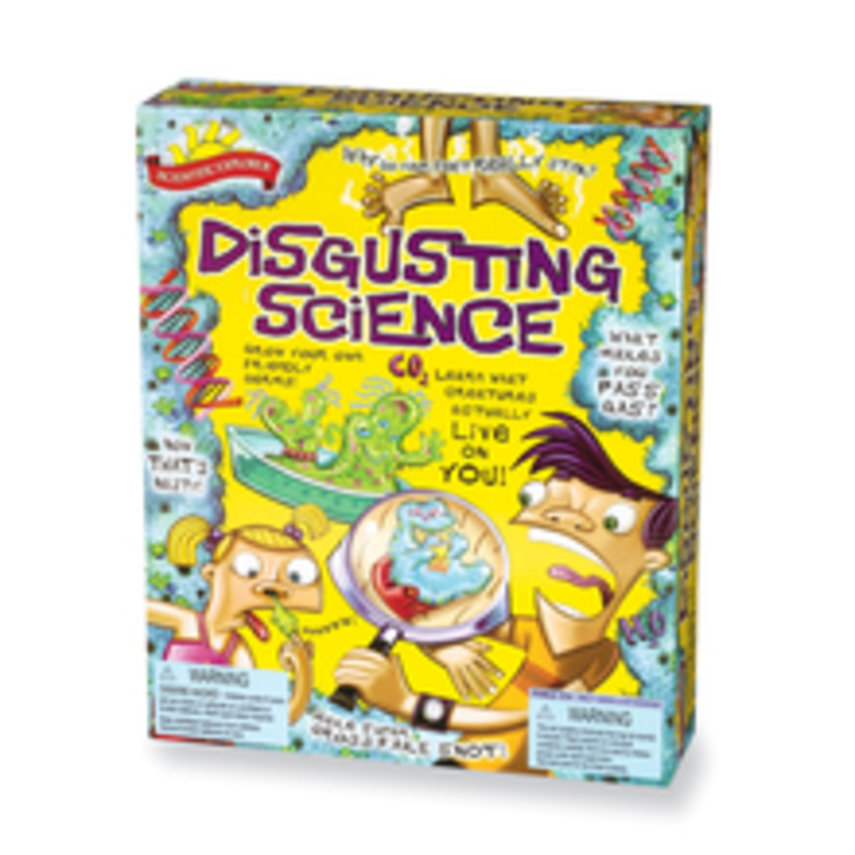 Disgusting Science Experiements