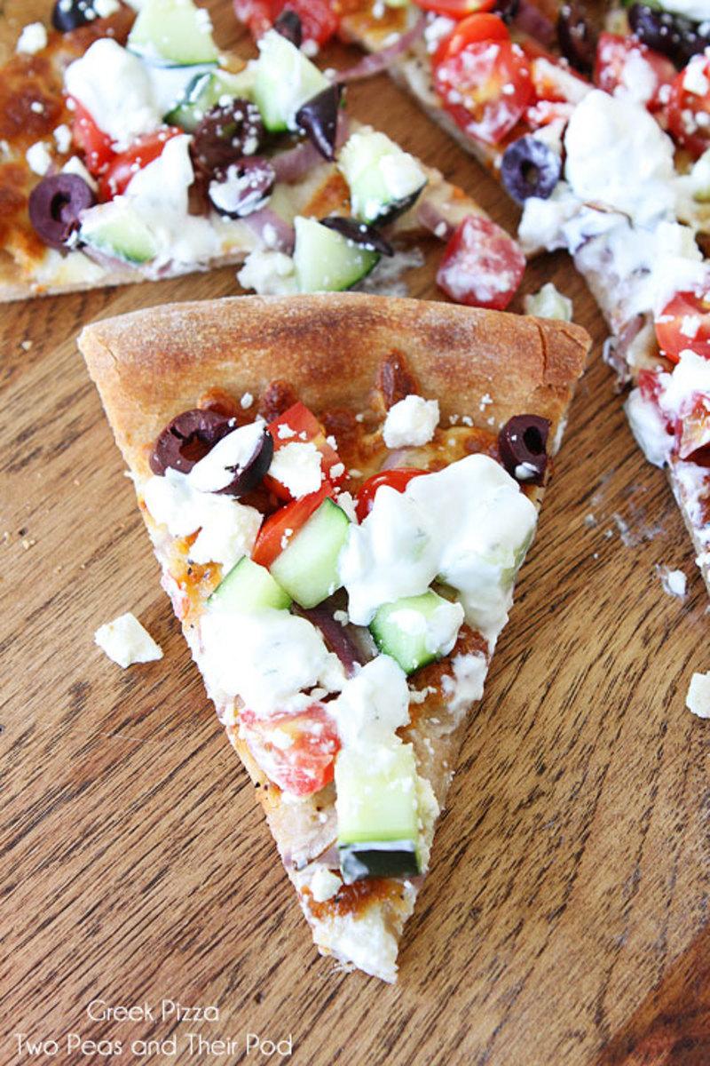 7 Simple Pizza Recipes