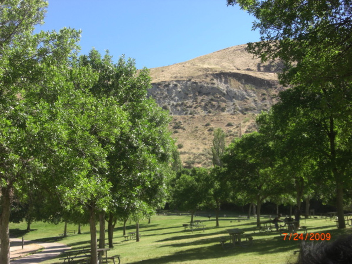 Lucky Peak State Park_FCC_ TheBoisePics