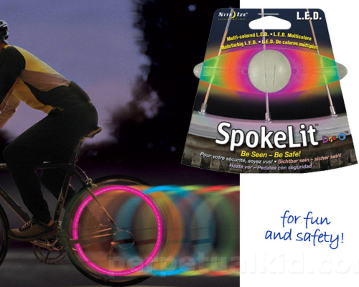 spokelit bike wheel light