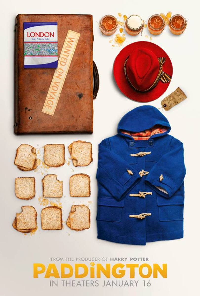 Paddington Movie Giveaway