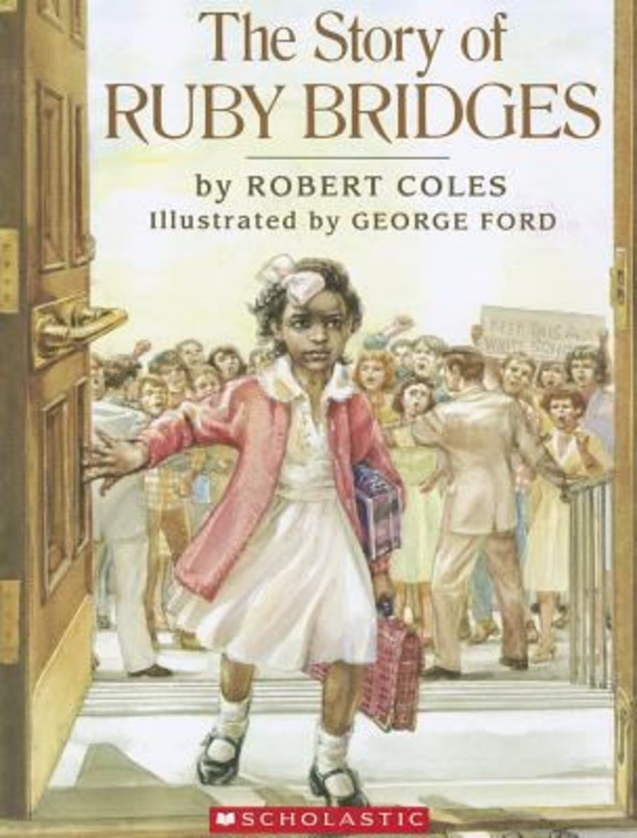 Black History Month Book Recommendation The Story of Ruby Bridges
