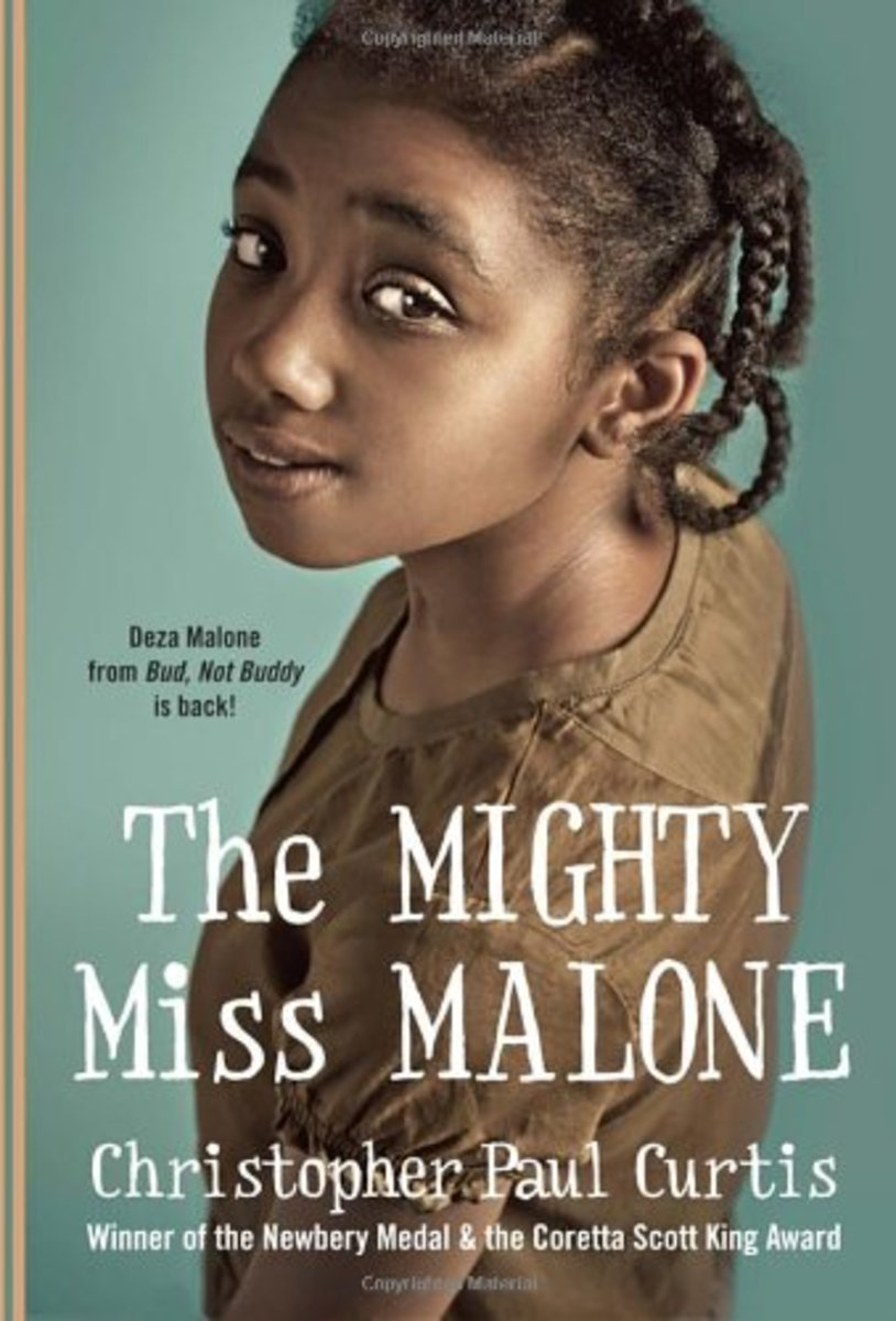 The Mighty Miss Malone Black History Month Book Recommendations