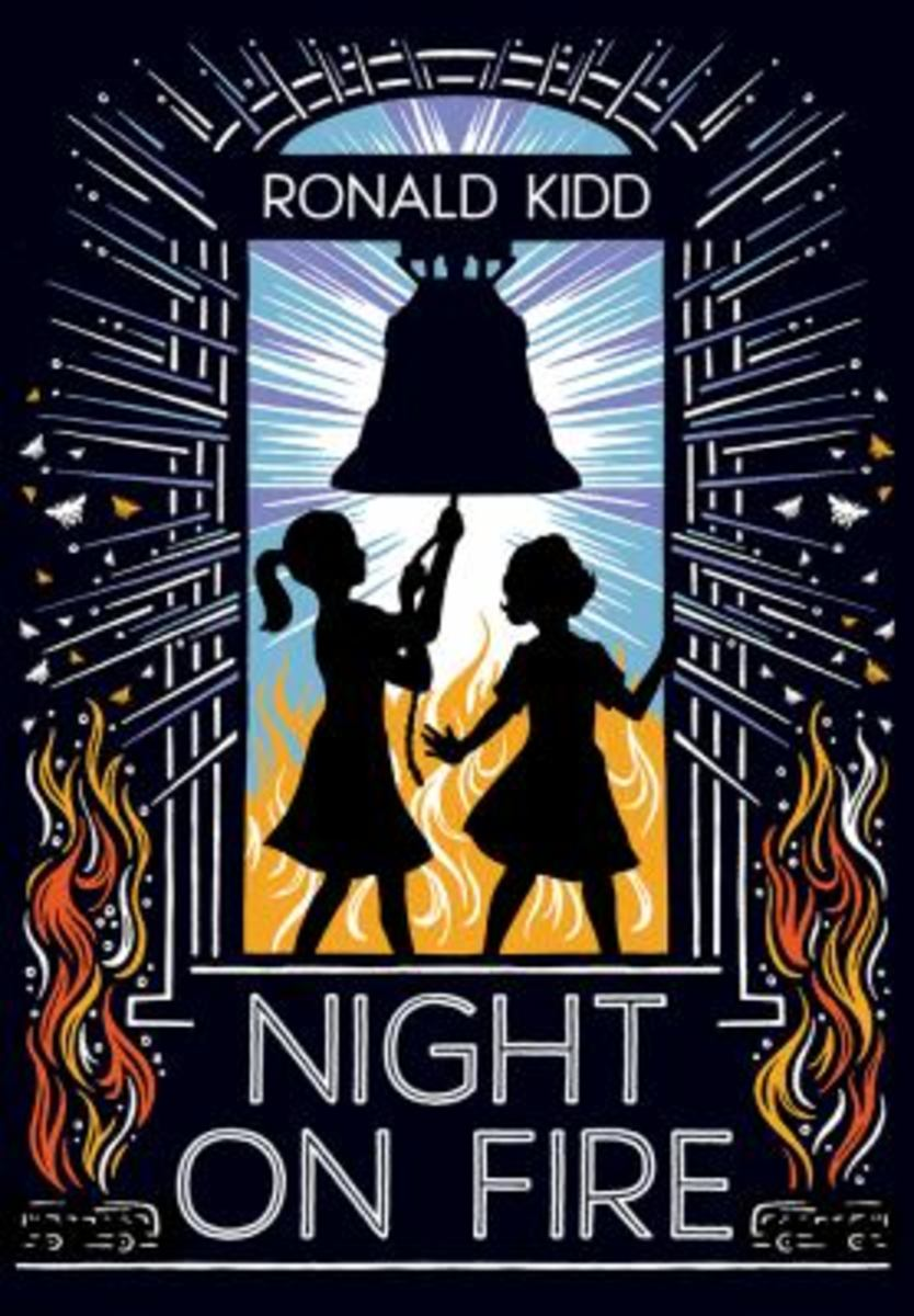 Night on Fire Black History Month Book