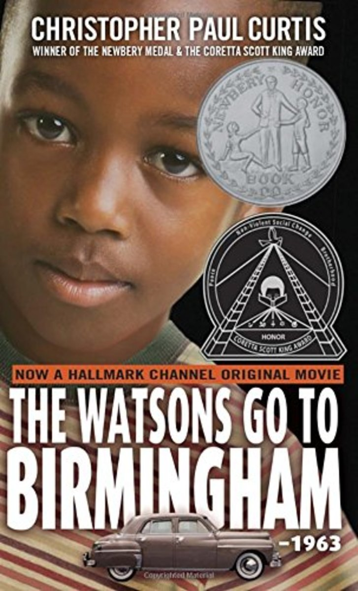 Black History Month Book Recommendations Watsons go to Birmingham