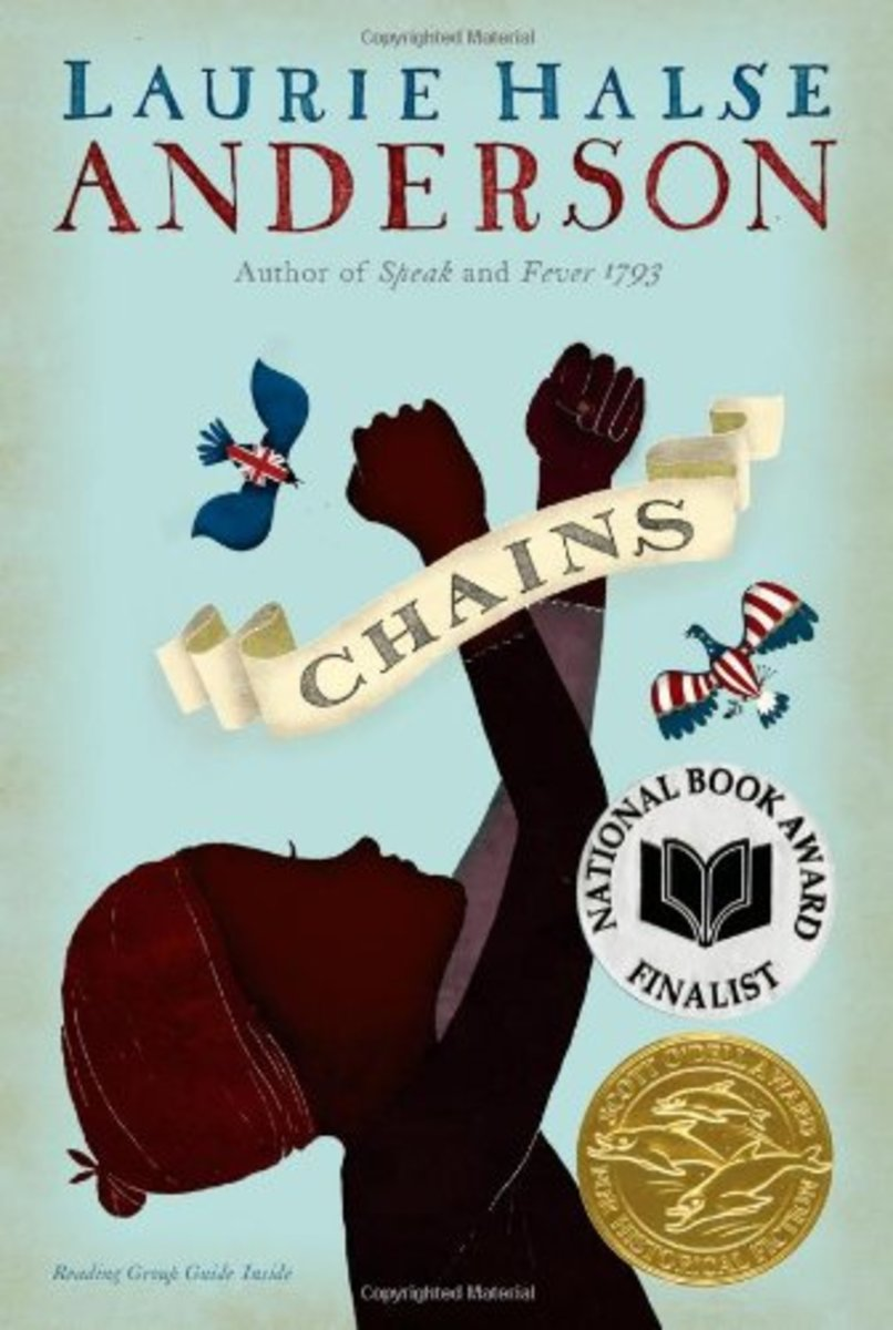 Chains Books for Black History Month
