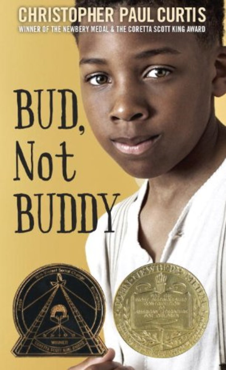 Bud Not Buddy Black History Month Books