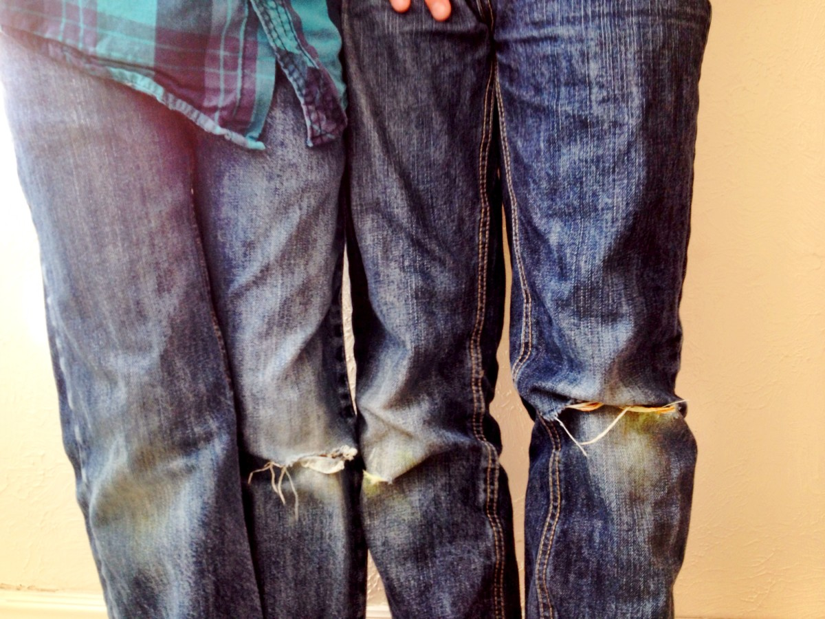 Why are Pants Falling Apart More?
