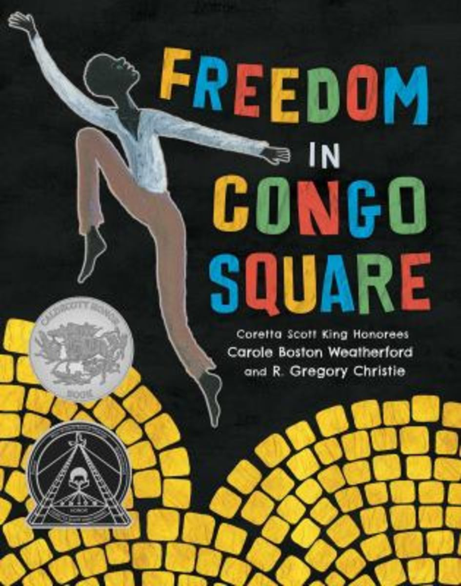 Freedom in Congo Square Black History Month Books