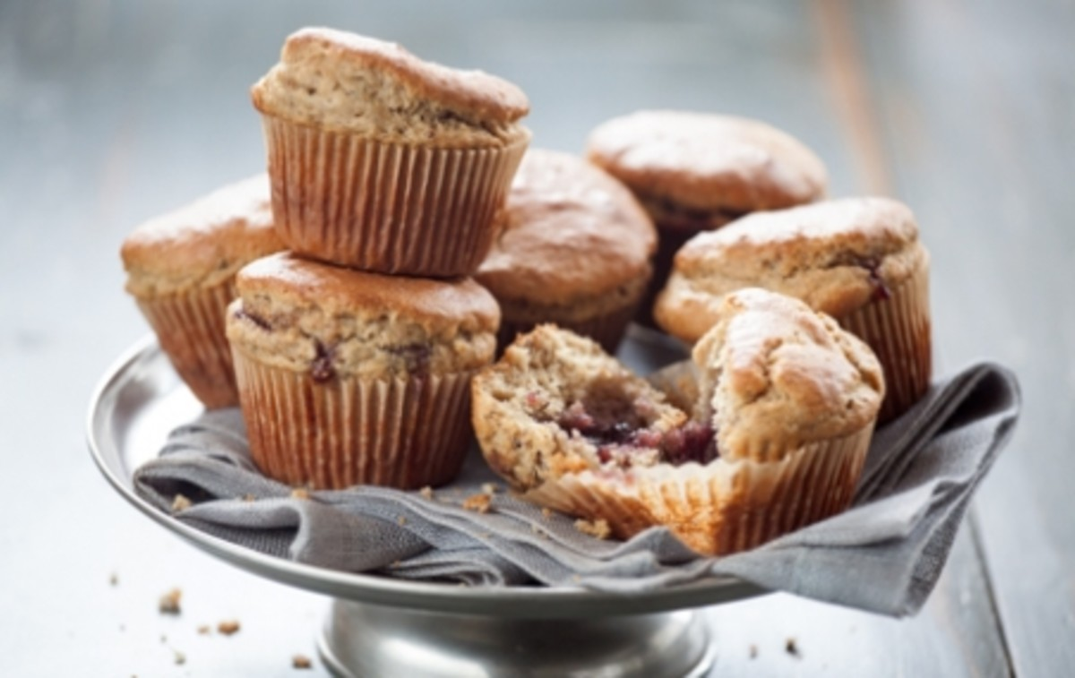 5 Fall Muffin Recipes