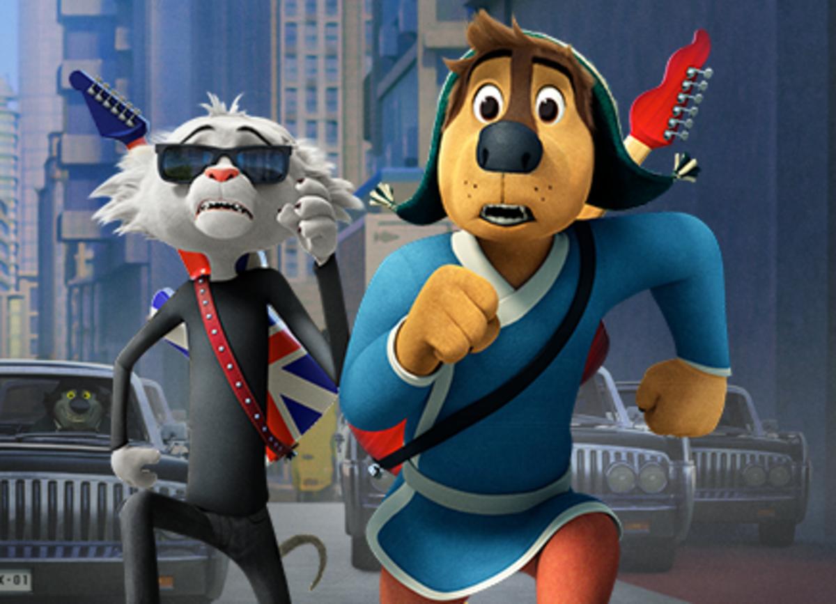 Rock Dog Movie Feature
