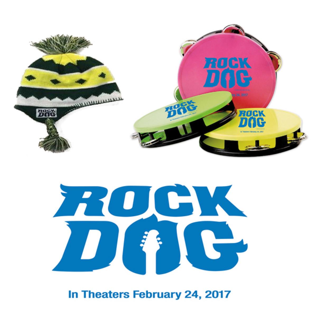 Rock Dog Movie Giveaway