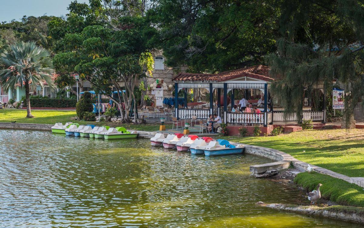 Josone Park (Photo: Sandra Foyt)