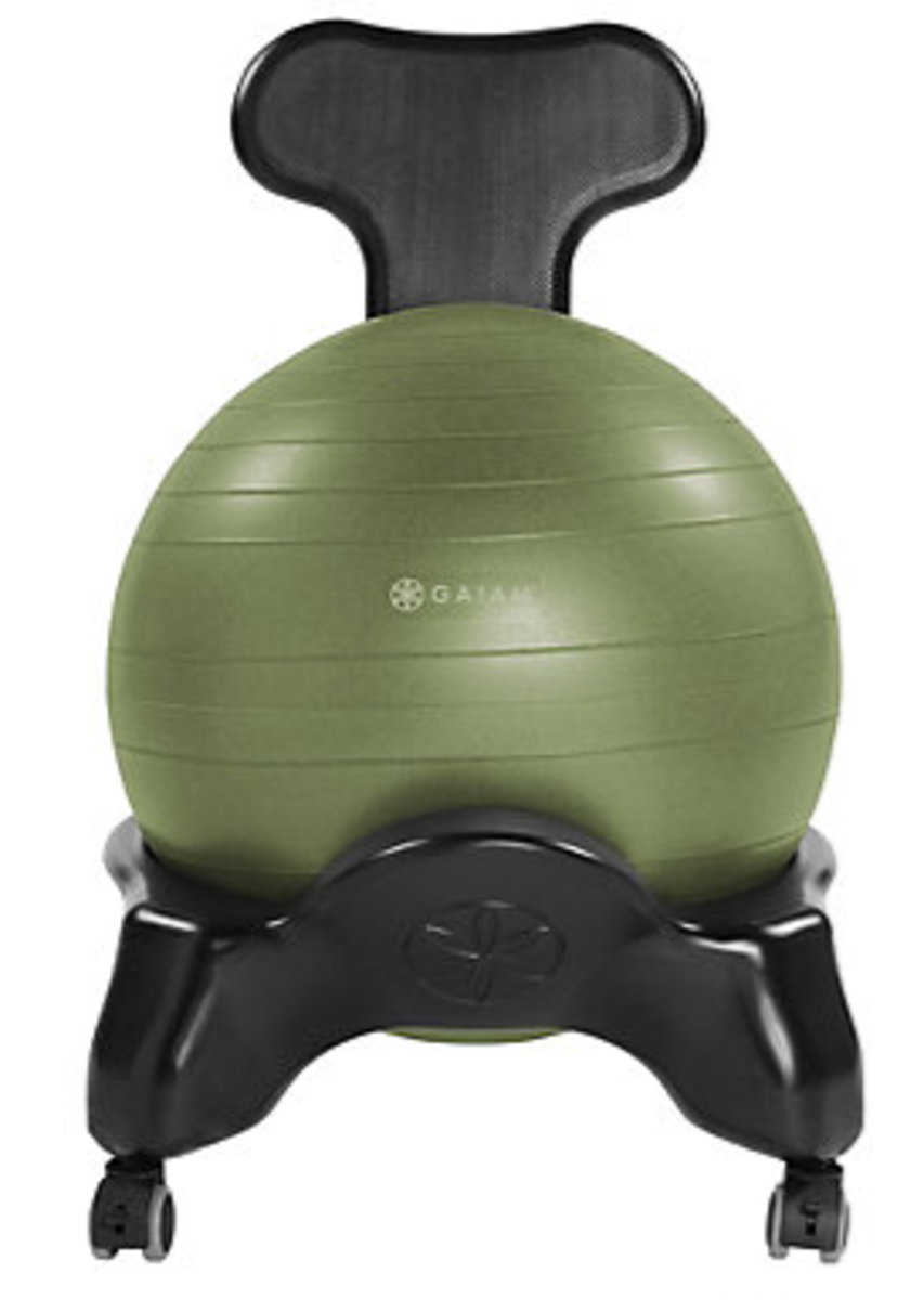 Excersize Ball Chair