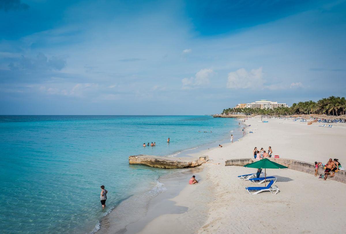 Varadero Beach (Photo: Sandra Foyt)