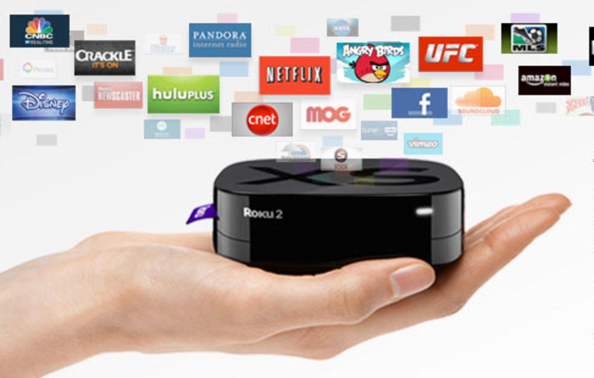 tech gifts - Roku