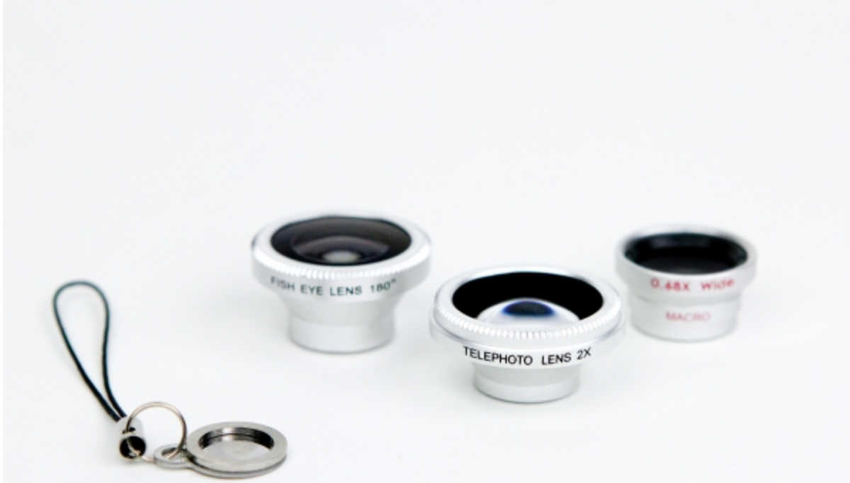 iPhone camera lenses tech gifts