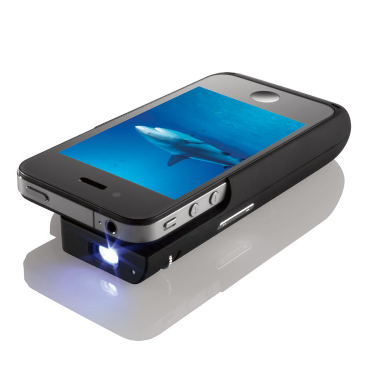 Pocket Projector iPhone