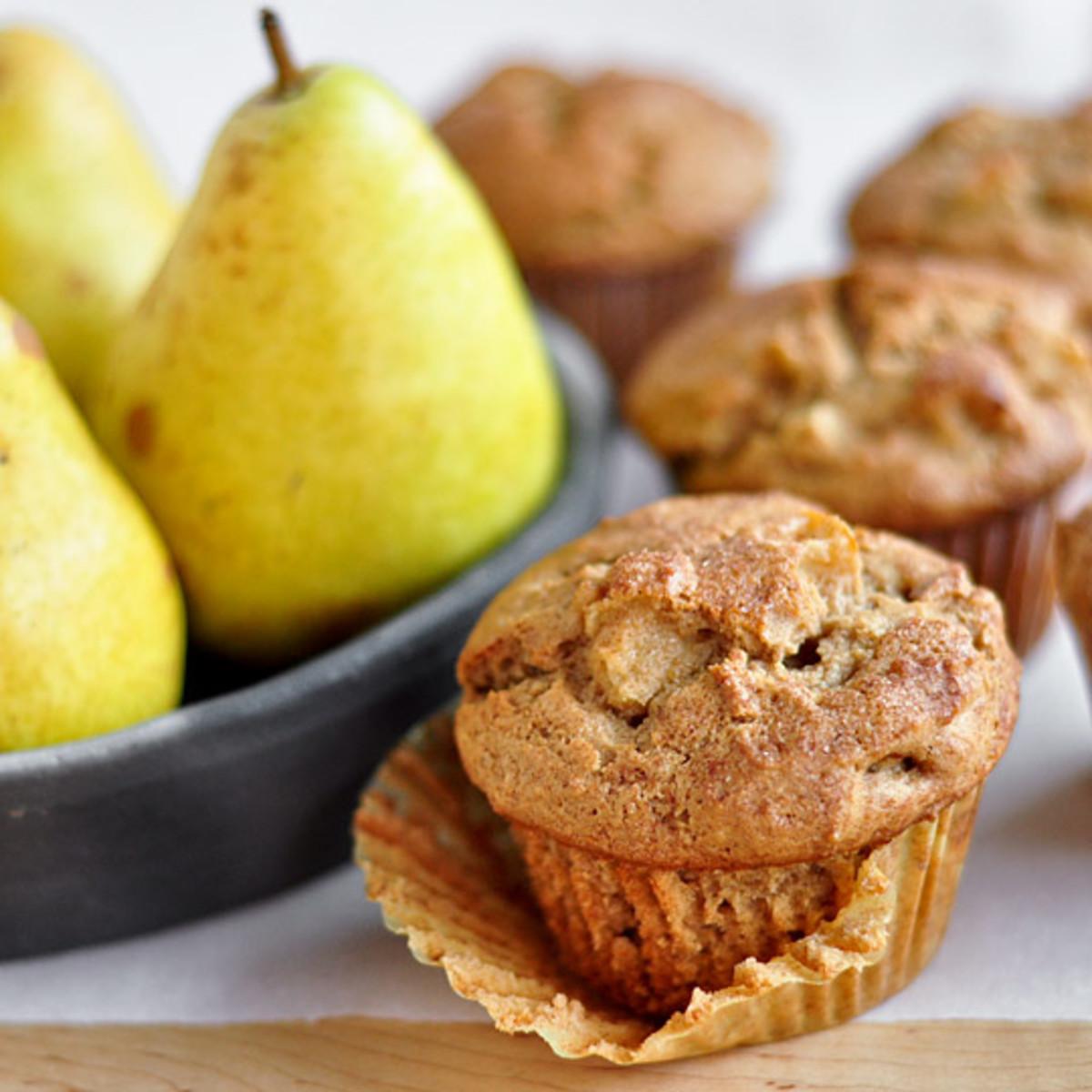 5 Fall Muffin Recipes