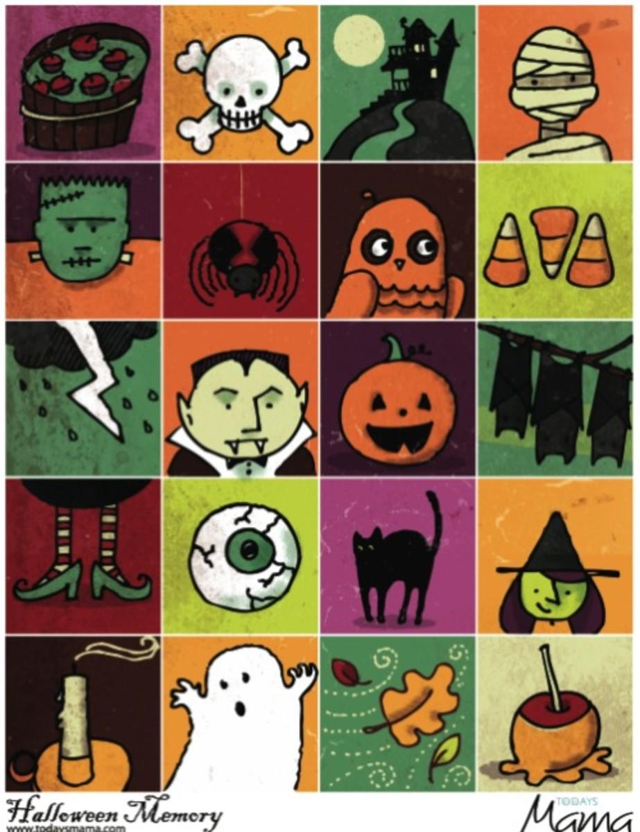 Printable Halloween Memory Game_thumbnail
