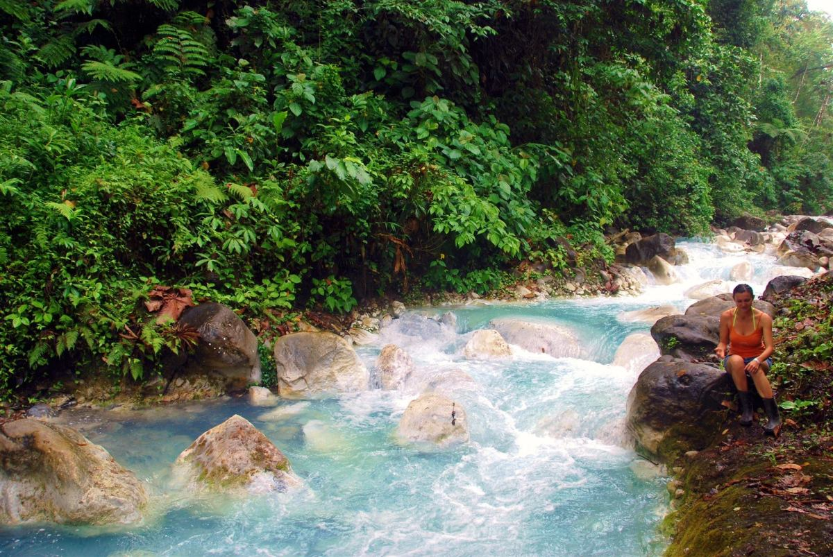 Rincon de la Vieja (Courtesy Blue River Resort)