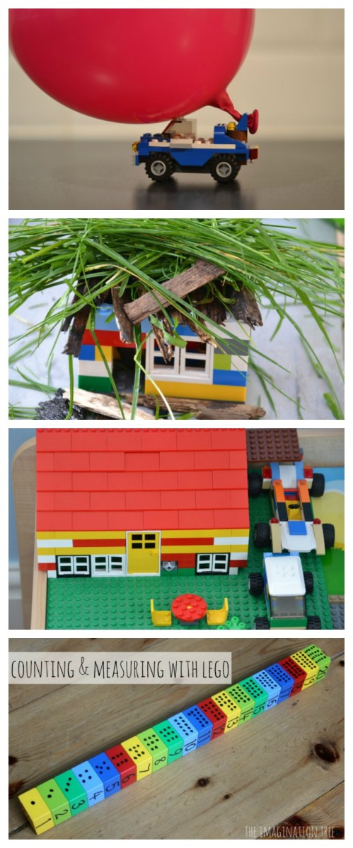 15 Science Ideas With Legos