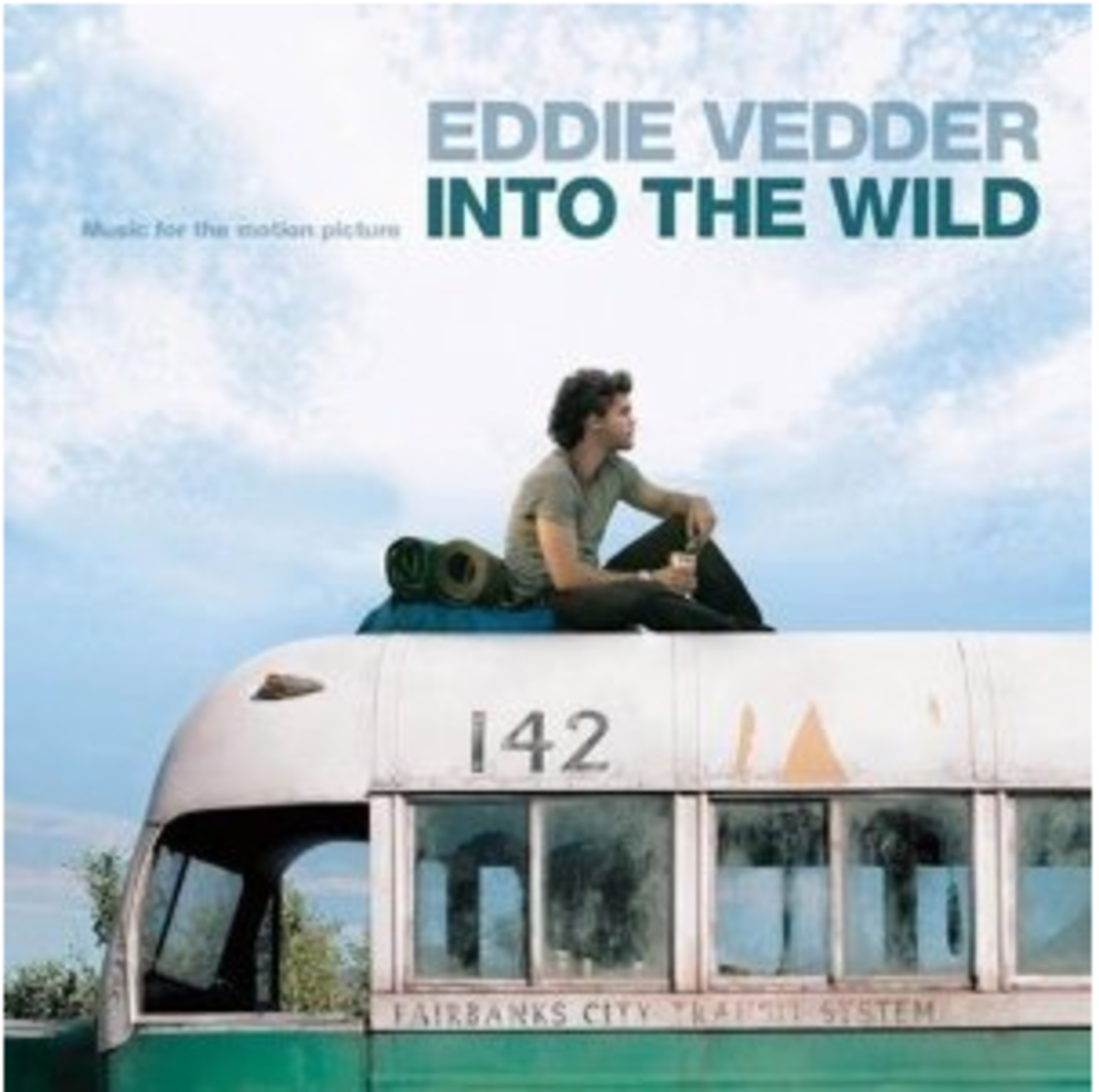 Eddie Vedder Into the Wild Album Cover