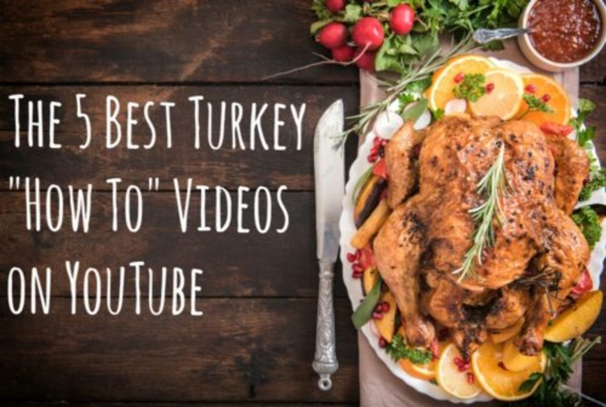 The 5 Best Turkey How To Videos on YouTube