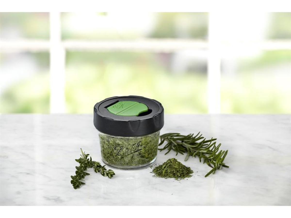 Herb Storage Jars - TodaysMama.com